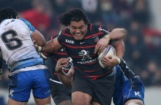 'There will be consequences' – Toulouse unhappy at Johnston's Samoa call up