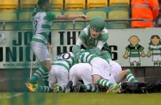 Damien Duff nowhere to be seen as Shamrock Rovers march on in Europe