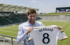 Robbie Keane impressed by 'sharp' Gerrard