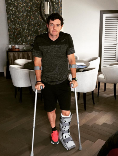 What exactly is Rory McIlroy's injury – and how is it going to affect his golf game?