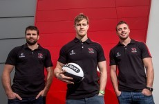 Wing competition heats up for Trimble ahead of Ireland's RWC warm-ups