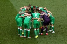 Ireland's rocky road to World Cup 2018 confirmed in latest Fifa rankings