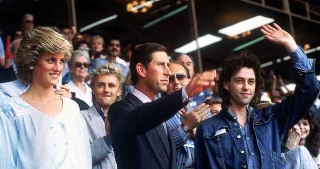 Remember where you were? The moments we'll never forget from Live Aid, 30 years on…