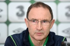 Bookie suspends betting on Ireland boss Martin O'Neill taking over as Leicester manager