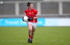 This Cork footballer played an All-Ireland final with cruciate knee ligament damage