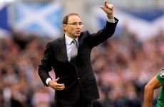 Poll: Would you be happy to see Martin O'Neill leave the Ireland job?