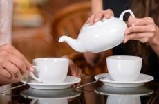 Ireland is basically the European champion of tea drinking*