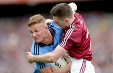 'The boys relish this challenge' – Westmeath's blanket was no bother to the Dubs