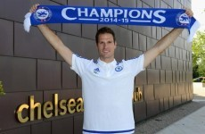 Begovic agrees to replace Cech and warm Chelsea's bench