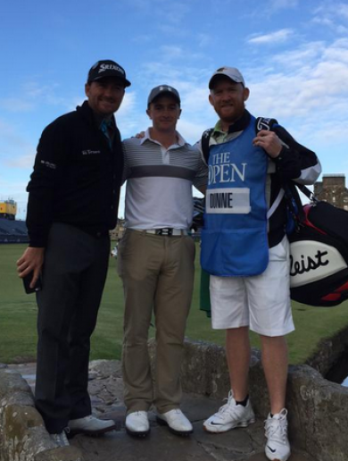 Been there, Dunne that – Irish amateur primed for second tilt at the Open