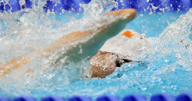 Bronze for Ireland's Darragh McDonald at Paralympic Swimming World Championships