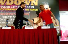 'Respect' the order of the day as Lee launches world title defence