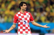 All missed penalties are bad… Vedran Corluka's is the worst
