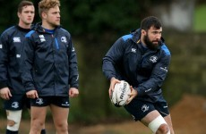Leinster confirm two new short term signings as a familiar face returns