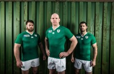 5 spoofy phrases that make the Ireland jersey sound like a high-tech spacecraft