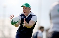 'We're just flat out training' – O'Connell not thinking of World Cup just yet