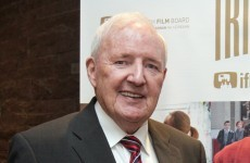 Bill O'Herlihy's wish granted as Irish Film Board changes its name