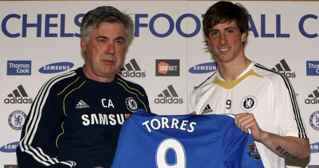 From Torres to Fellaini – the 10 biggest Premier League transfers