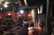 An Irish pub trolled a bunch of hopeful U2 fans