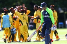 Ireland's 21-game winning run comes to a shuddering halt at the hands of PNG