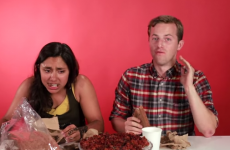 This is what it's like to eat the world's hottest chilli pepper
