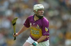 All-Ireland winning Wexford hurler Paul Codd has been sent to jail