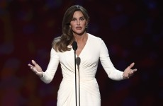 Everyone's been talking about Caitlyn Jenner's emotional speech at last night's ESPN awards