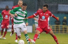 Shamrock Rovers' European hopes hanging by a thread after costly home defeat