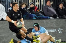 New Zealand make light work of Argentina in Rugby Championship opener