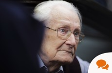 'Old, frail, repentant… But still a criminal: The bookkeeper of Auschwitz should die in prison'