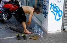 Homeless in Athens: 'Greece never dies. But the Greeks will die.'