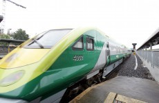 Irish Rail have found the 'wonderful' guy who was overheard on a train
