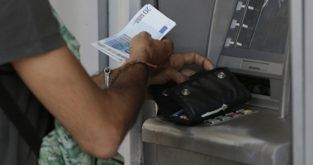Greek banks to re-open on Monday with a €60 daily withdrawal limit