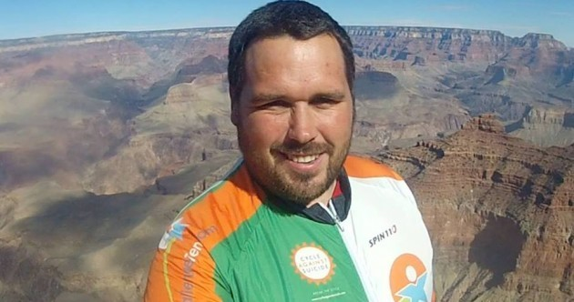 The inspiring story behind one Irishman's 490-day, 29,000km round-the-world cycle