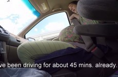 This woman gave birth in a car and the whole internet can't get enough of it