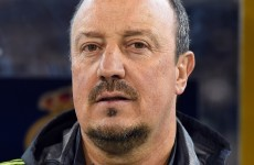 Sorry, United: Rafa Benitez says Sergio Ramos is staying at Real Madrid