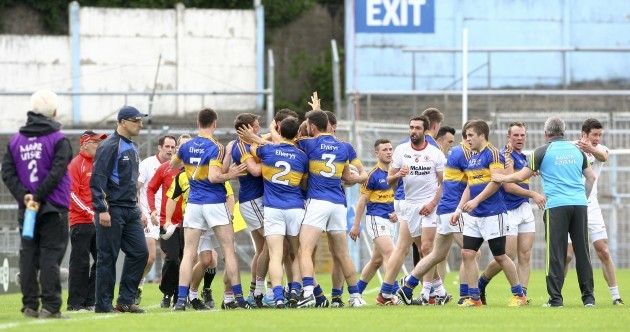 Tyrone enjoy trip to Tipp as they prove too strong for Premier