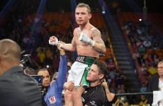 Ireland's Carl Frampton survives major scare to retain world title in Texas