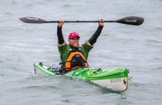 The Waterford kayaker who shattered the record for circumnavigation of Ireland