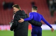 'The atmosphere changed between me and Louis' – RVP slams van Gaal after United exit