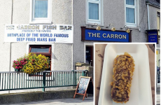 The home of the deep fried Mars bar is under attack from a local council