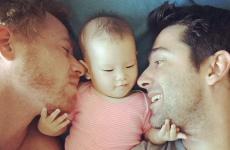 Couple stranded in Thailand with daughter as surrogate claims she didn't know they were gay