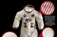 Want to help save this very famous spacesuit?