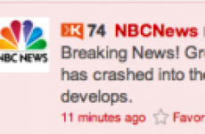 """NBC Twitter account hacked with details of """"Ground Zero attack"""""""