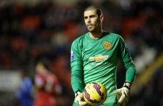 Van Gaal's decision to sell Valdes leads to questions about his man-management