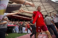Reports: United line up €100 million Müller bid