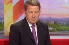 This BBC breakfast presenter just said 'c**t' live on air
