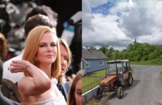 Nicole Kidman is actually from Longford  ¯\_(ツ)_/¯