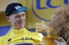 Sky share Chris Froome performance data in bid to quash 'wildly wrong' claims