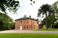 This former rectory is on the market for €2.6 million
